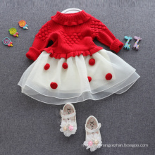 sweaters dresses for 1years old xmas items adorable dresses for children 1-6 years old christmas popular clothes sweaters hot