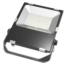 Protection chaude contre les surtensions de la lumière d'inondation de LED du conducteur 50W des ventes chaudes 5 ans de garantie