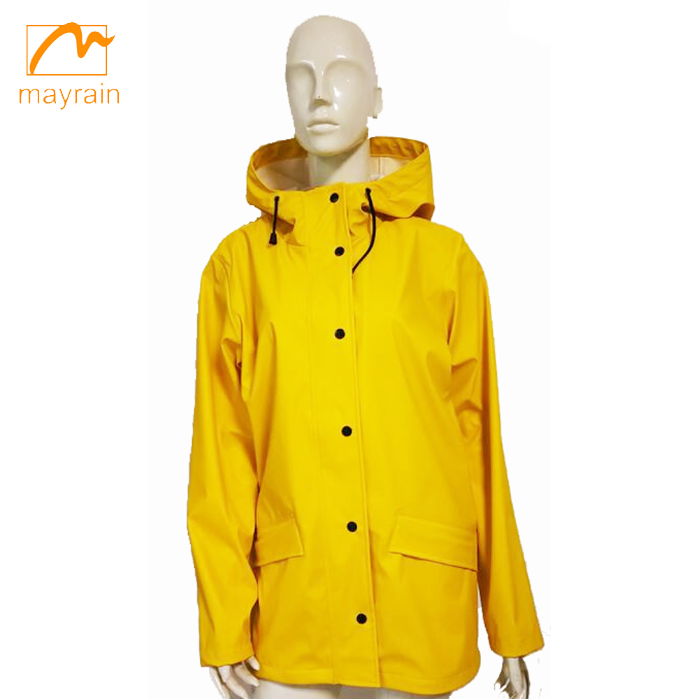 Yellow Pu Jacket2