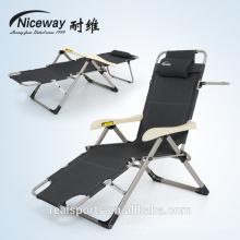 Самый популярный кемпинг спальный стул/шезлонг для рыбалки