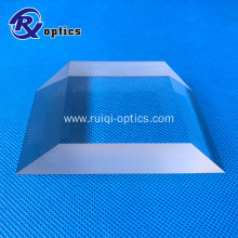 Custom Made Sapphire Glass Dove Prism