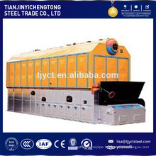 Water Tube SZL 1T/H - 20T/H Coal Fired Steam Boiler