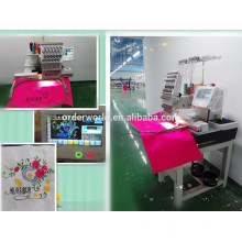 wholesale single head 15 needle embroidery machine; ebay toyota embroidery machines; 3d embroidery machine