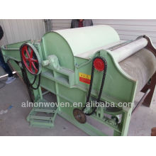 recycling machine for waste fabric