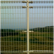 Double Circle Top Iron Wire Fence