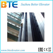 Ce Low Noise Safe et High Quality High Speed Elevator