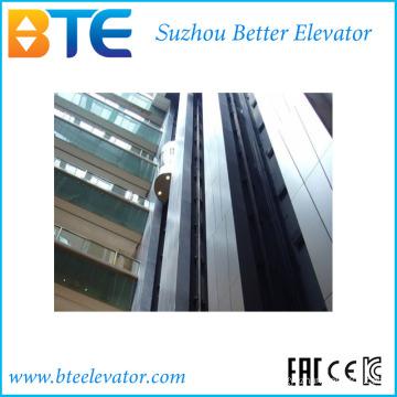 Ce Low Noise Safe und High Quality High Speed Aufzug