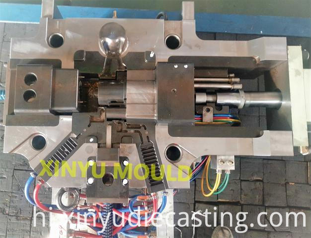 automobile steering motor die
