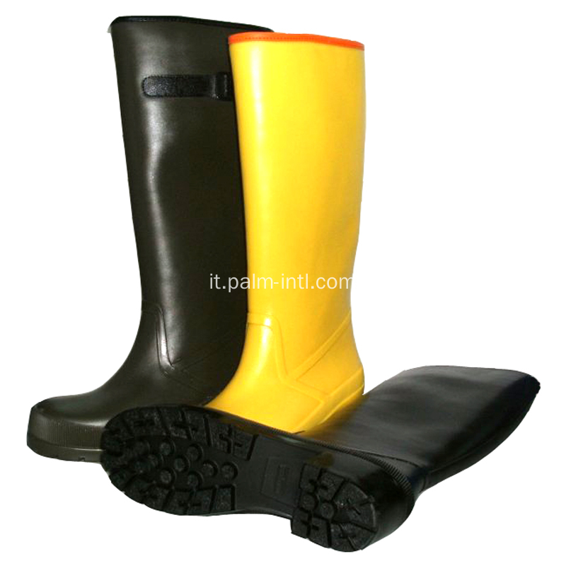 Scarponi da cavallo in PVC slush