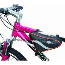 Deportes, al aire libre, bolso de la bici, bolso de la bicicleta, bolso del marco delantero