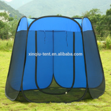 Big mesh sheleter pop up outdoor tent