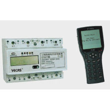 3 Phase Four Wire Multi-function Electrical Energy Meter / Kilowatt-hour Meter