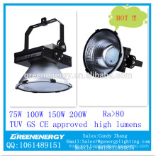 garage light 3 years warranty 75W 100W 150W 200W high bay led light