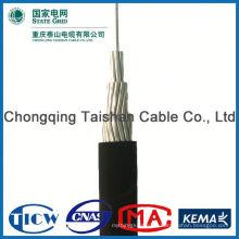 ¡Fuente profesional de la fábrica !! Cable eléctrico de alta pureza 5x6mm2