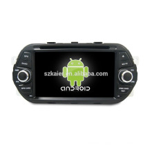 Quad core! Android 6.0 car dvd for Egea with 7 inch Capacitive Screen/ GPS/Mirror Link/DVR/TPMS/OBD2/WIFI/4G