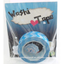 ruban washi japonais en gros, Noël Washi Tape imperméable à l'eau, washi bande