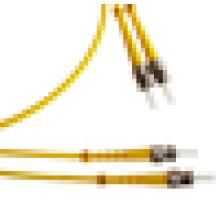 ST / PC-ST / UPC cordón de remiendo al aire libre de la fibra precio barato en fibra óptica