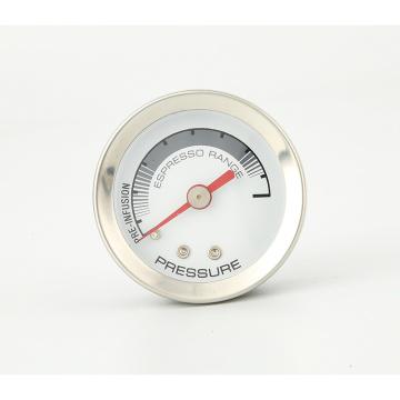 Hot selling good quality coffee machine pressure gauge steam pressure gauge