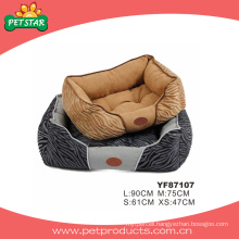 High Quality Handmade Dog Bed, Pet Product (YF87107)