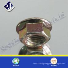 DIN6923 Flange Nut
