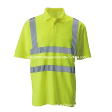 Hi-Vis Reflective Safety T-Shirt (VL-T279)