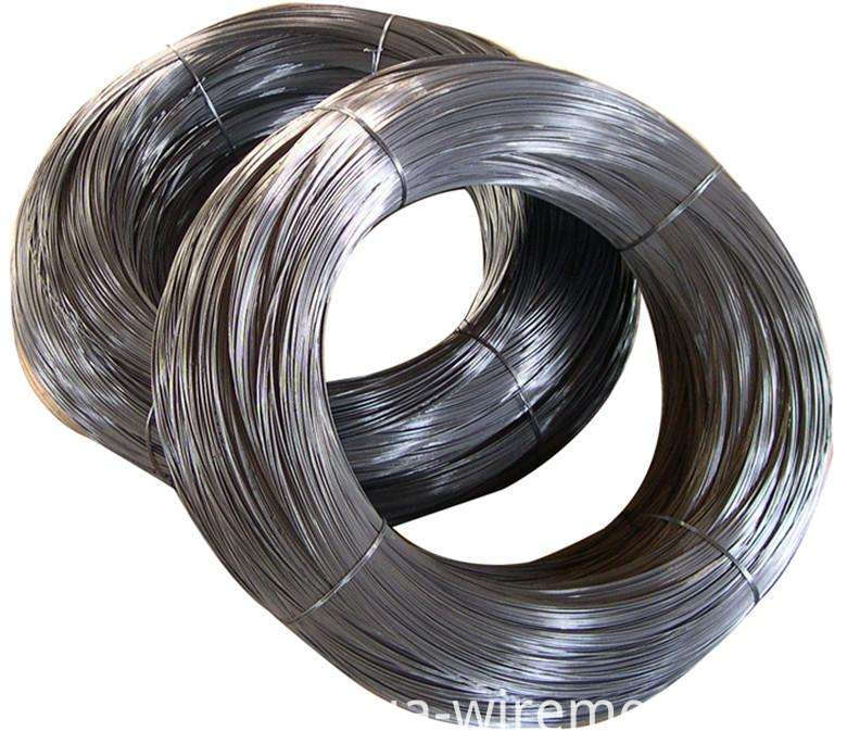 High tensile Galfan 5%Al-zinc coated steel wire