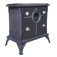 Cast Iron Wood Boiling Stove with Water Tank (FIPA043B) , Stove