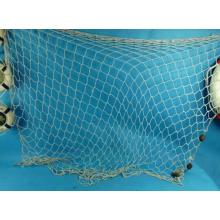 PE Braided Fishing Net with color