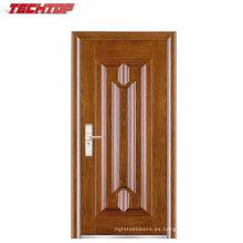 TPS-092 Puertas de metal de alta calidad Fotos Puerta de acero de la fábrica