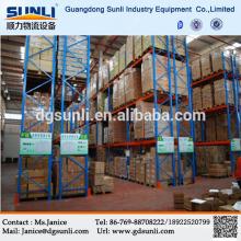 Adjustable Pallet Storage Iron Rack