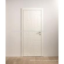 2017 New Modern Style Wooden Plastic Composite Interior Door