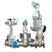 Cast Steel API 600 Gate Valve