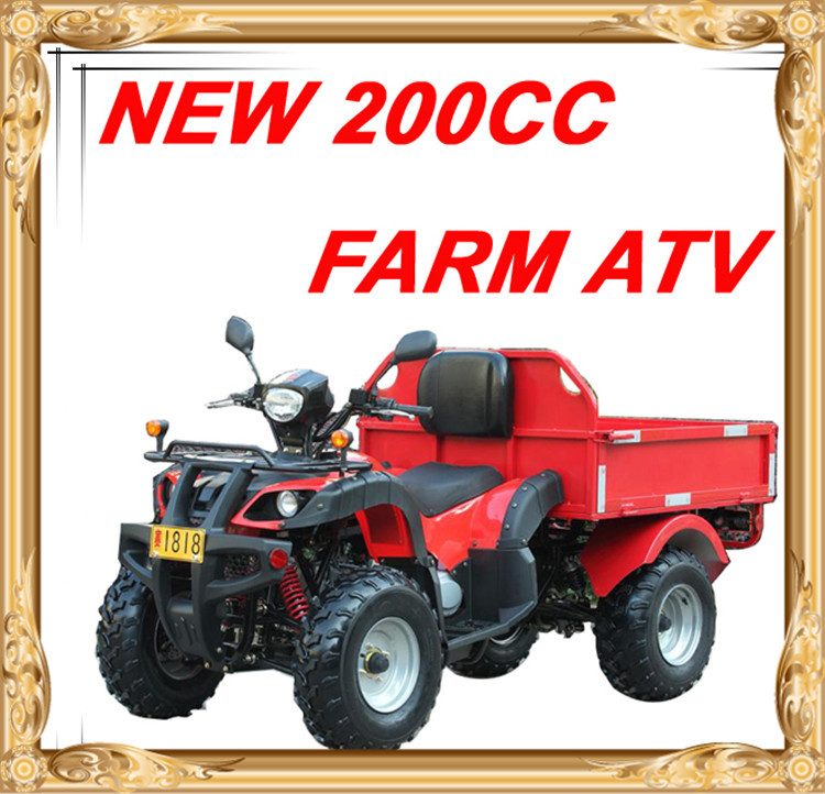 Vier Wheeler off Road Farm ATV 200 CC