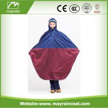 Reusable PVC Rain Poncho Printing for Advertising