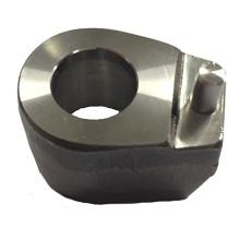 Peça 316l de aço inoxidável do forjamento para o automóvel (DR107)