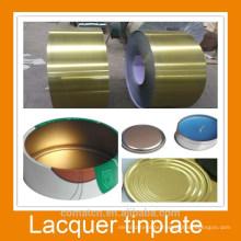 Electrolytic Chrome coated steel(ECCS) Tin free steel