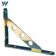 High Quality Pregalvanized Custom-made Metal Cast Flat Iron Bracket
