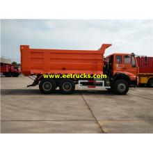 15ton 266HP HOWO Dump Trucks