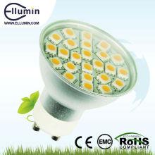 RoHS LED Lumières GU10 3.5W
