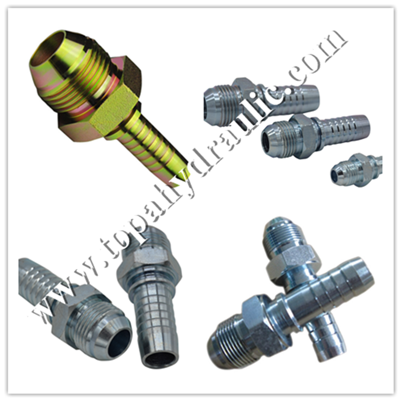 16711 Jic Male Hydraulic Fitting