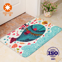 Home Anti-skid Cartoon Carpet Porch Mat