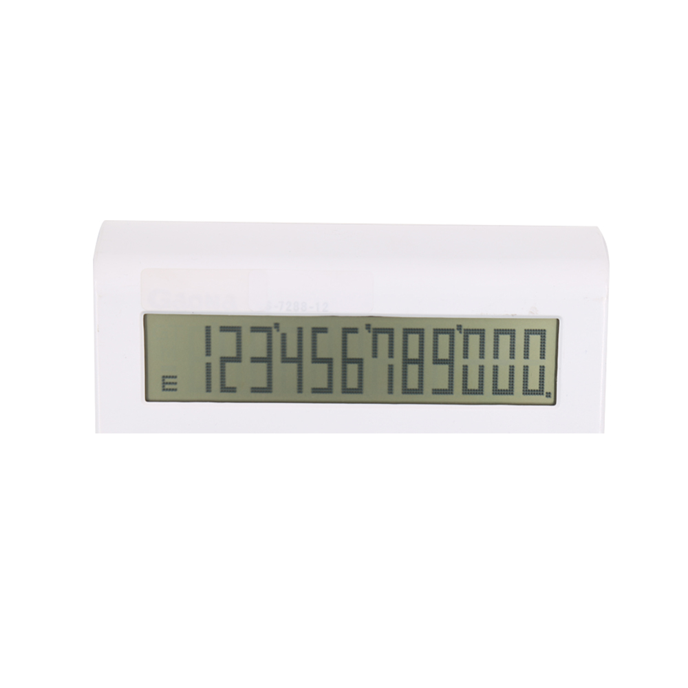 Office Electronic Calculator With Durable Plastic Keys