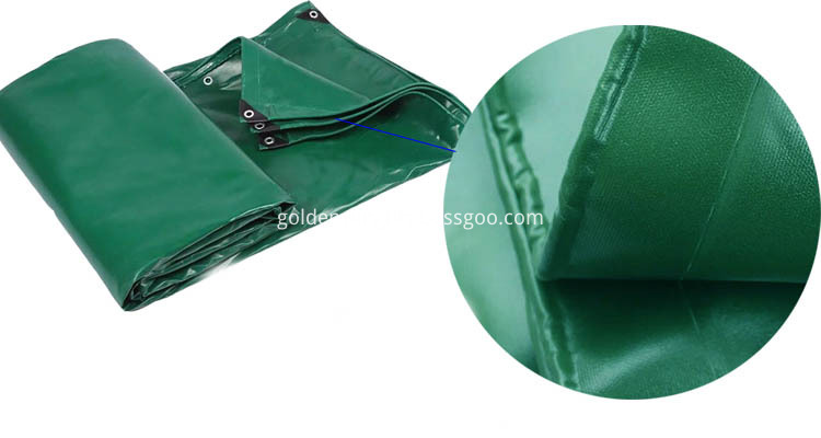 Green Waterproof Boat Covers