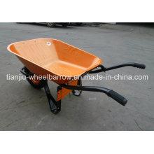 Bau-Rad-Barrow Wb6400 mit festem oder Luftrad