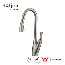 Haijun 2017 Brand New cUpc Pull Down Single Handle Thermostatic Faucet Kitchen