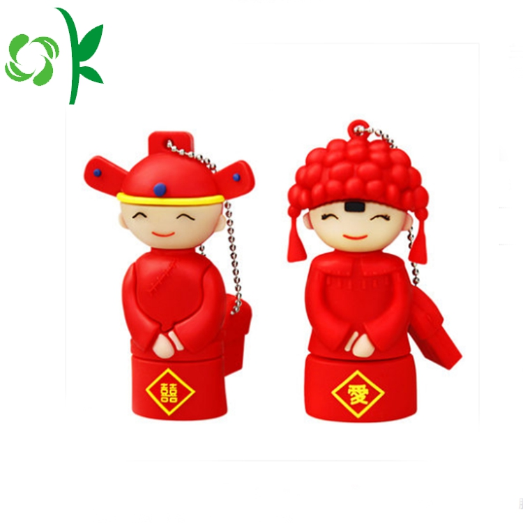 Couple Flash Drive Cover