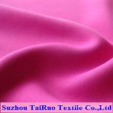 Pongé de polyester imprimé de tissu pour le vêtement