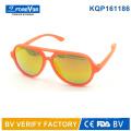 Kqp161186 новый дизайн Hotsale дети солнцезащитные очки Pass Ce FDA