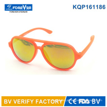 Kqp161186 novo Design Hotsale crianças óculos de sol passe Ce FDA