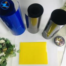 Rigid colorful PET Plastic Sheet films for Packaging